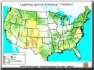 Lightning Ignition Efficiency image