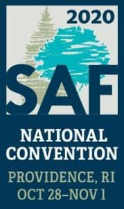 SAF 2020 Convention Logo
