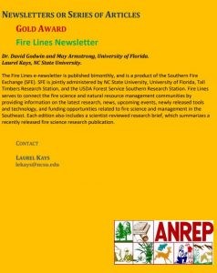 SFE ANREP Award