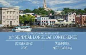 13th Longleaf Conference