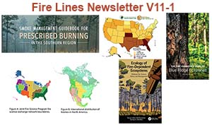 Fire Lines Newsletter Volume 11 Issue 1